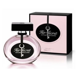 PERMUFE*HER*SECRET*MUJ*ANTONIO BANDERA FCO 80 ML
