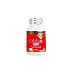 CALCIUM 600 PLUS VITAMINA D FCO 60 TABGLETAS
