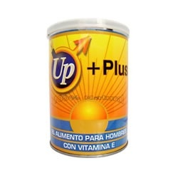 UP+PLUS (ALIMENTO PARA HOMBRES) (SUPERMERCADO VIRTUAL DE LA A-Z) FCO 350GR