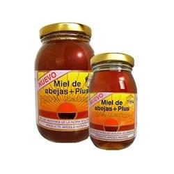 MIEL DE ABEJAS+PLUS (SUPERMERCADO VIRTUAL DE LA A-Z) FCO 500ML