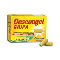 DESCONGEL GRIPA CAJA 10 TABLETAS