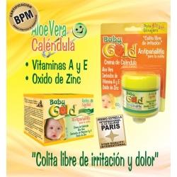 CREMA BABY GOLD ANTIPAÃ'ALITIS CAJA 60GR