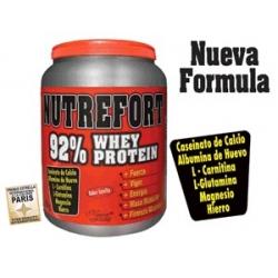 NUTREFORT (WHEY PROTEIN VAINILLA) (SUPERMERCADO ONLINE A-Z) FCO* 800GR