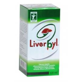 LIVERBYT LEDMAR (envios a todo colombia) limpia el hígado ayuda al mal aliento jarabe FCO*120ML