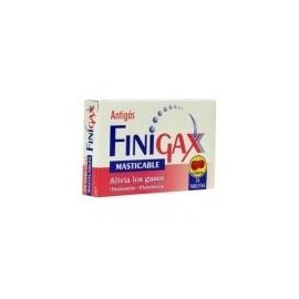 FINIGAX MASTICABLE CEREZA ALIVIA LOS GASES CAJA 24 TABLETAS X 2 UNIDADES