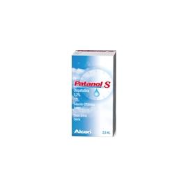 PATANOL S 2.5ML (ENVIOS COLOMBIA) CANTIDAD*1