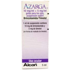 AZARGA 5MG (ENVIOS COLOMBIA) CANTIDAD*1