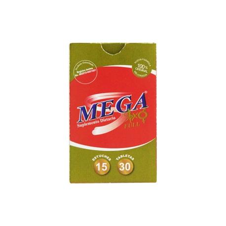 MEGA SX FULL (envios a toda colombia ) CAJA *30 TAB