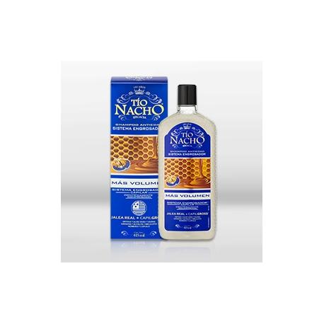 TIO NACHO SHAMPOO ENGROSADOR FRASCO * 415 ML ( envíos a todo Colombia )