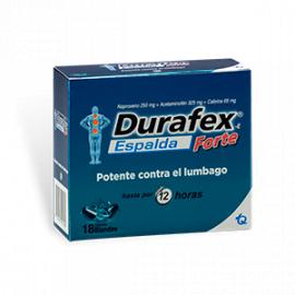 DURAFEX ESPALDA FORTE CAJA*18 CAPSULAS BLANDAS ENVIOS A COLOMBIA