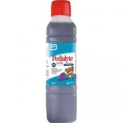PEDIALYTE 60 ZINC (REHIDRATACION ORAL) FCO* 500ML X 3 UNIDADES