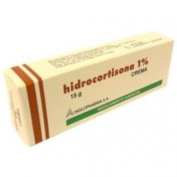 HIDROCORTISONA CREMA 1% TUBO 15GR