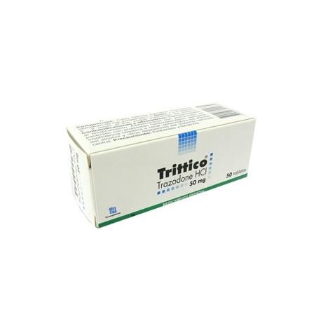 TRITTICO*50MG*CAJA*50TABLTS