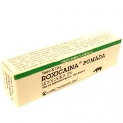 roxicaina crema