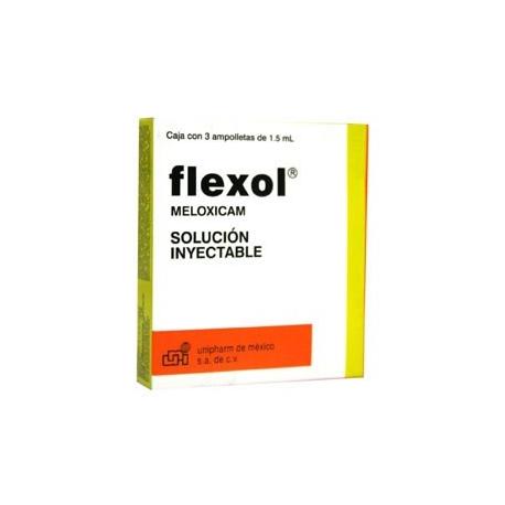 Flexol 15mg caja 3ampolletas ahora compra y paga por for Caja bankia oficina internet